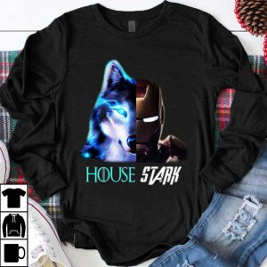 Premium Game Of Thrones Iron Man wolf House Stark shirt