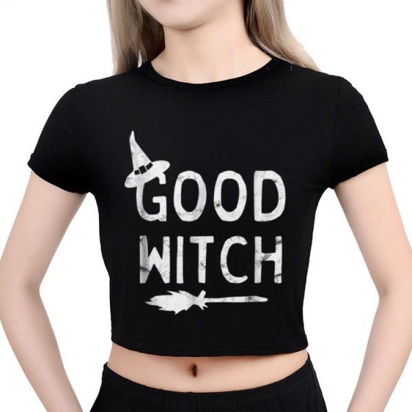 Premium Good Witch Halloween October shirt