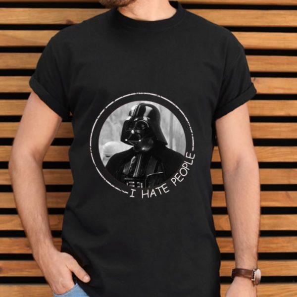 Premium I Hate People Darth Vader shirt