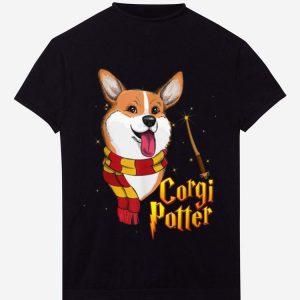Premium Potter Corgi Harry Pawter Cute Corgi Dogs Halloween shirt