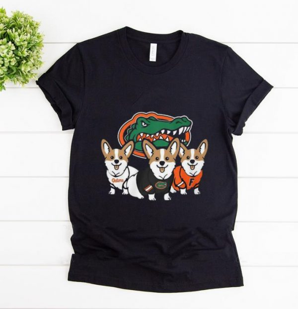 Pretty Florida Gators Corgi shirt