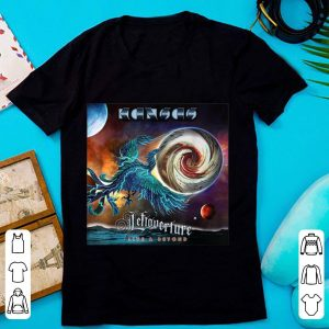 Pretty Kansas Band Leftoverture Live And Beyond shirt