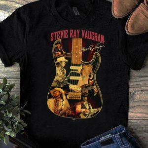 Pretty Stevie Ray Vaughan Guitar Signature shirt