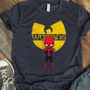 Pretty Wu Tang Clan Spiderman shirt