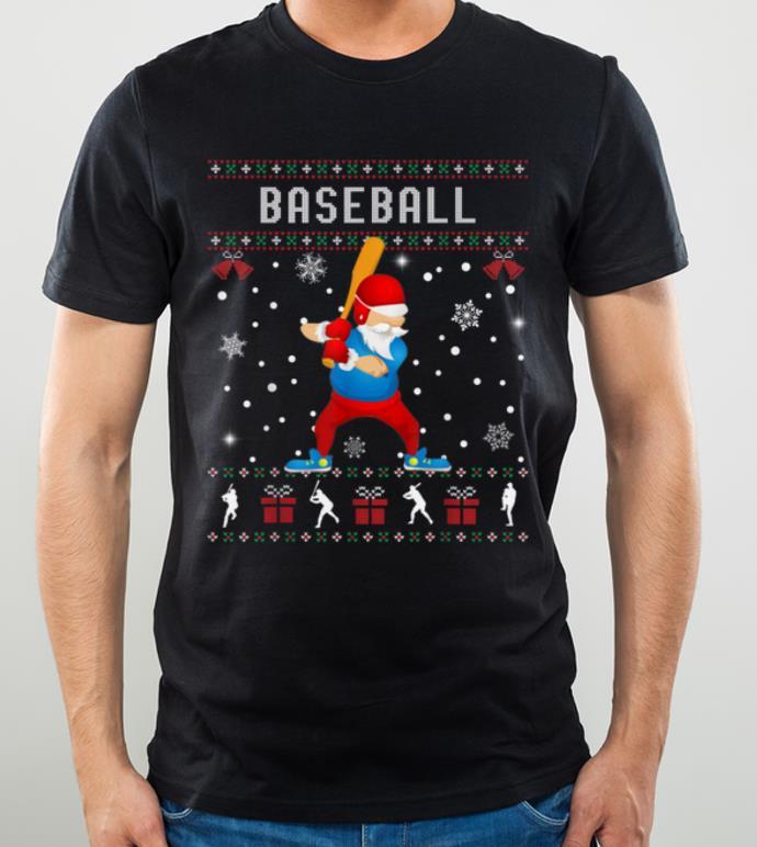 Awesome Basetball Santa Claus Ugly Christmas Sweater Sport Lover shirt 4 - Awesome Basetball Santa Claus Ugly Christmas Sweater Sport Lover shirt