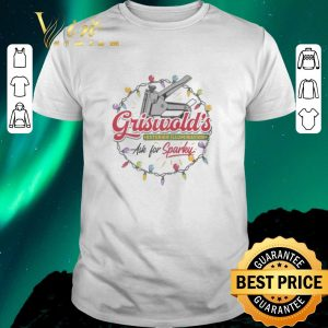 Awesome Griswold's Exterior Illumination ask for sparlky Christmas shirt sweater