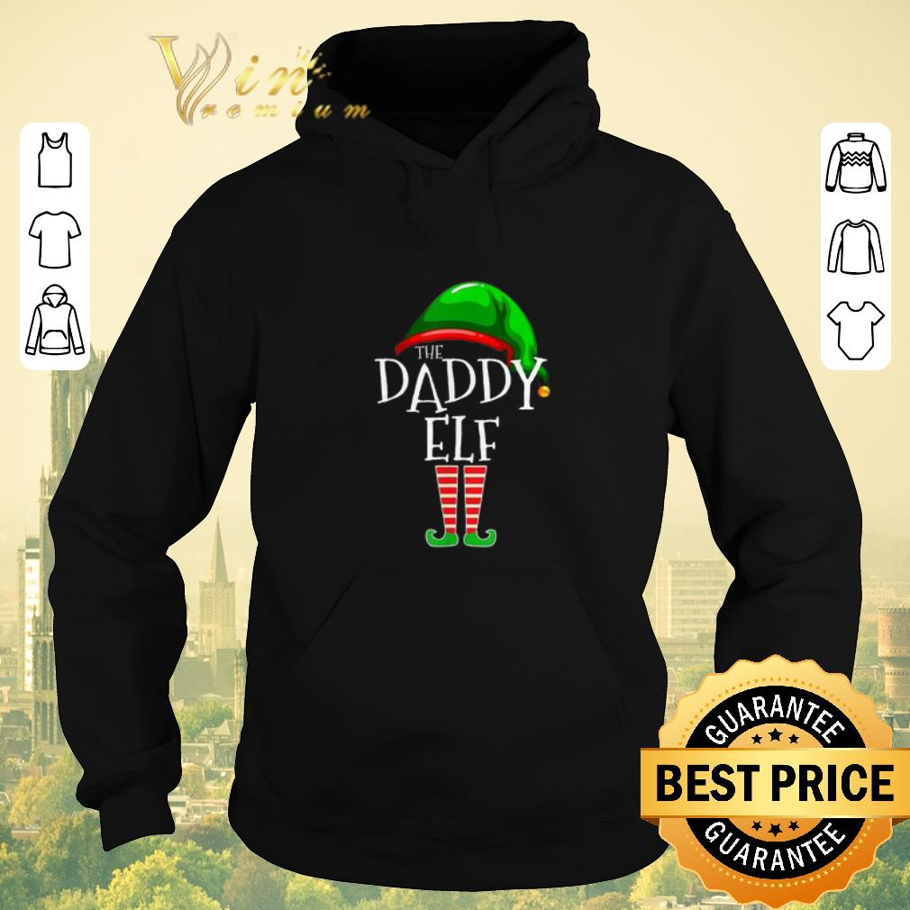 Awesome The Daddy Elf Family Christmas shirt sweater 4 - Awesome The Daddy Elf Family Christmas shirt sweater
