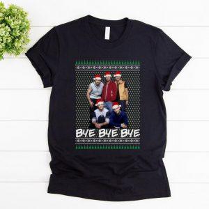 Awesome Ugly Christmas Nsync Bye Bye Bye shirt