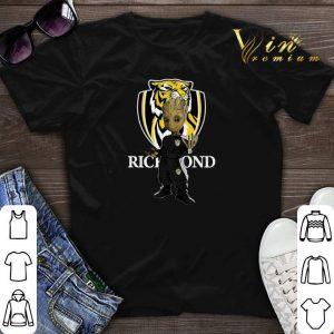 Baby Groot Richmond Football shirt sweater