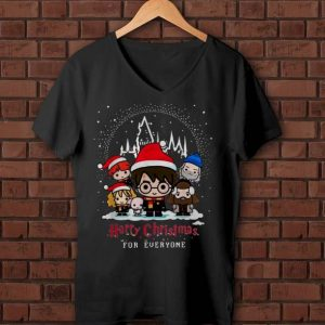 Beautiful Harry Potter Character Harry Christmas For Everyone shirt