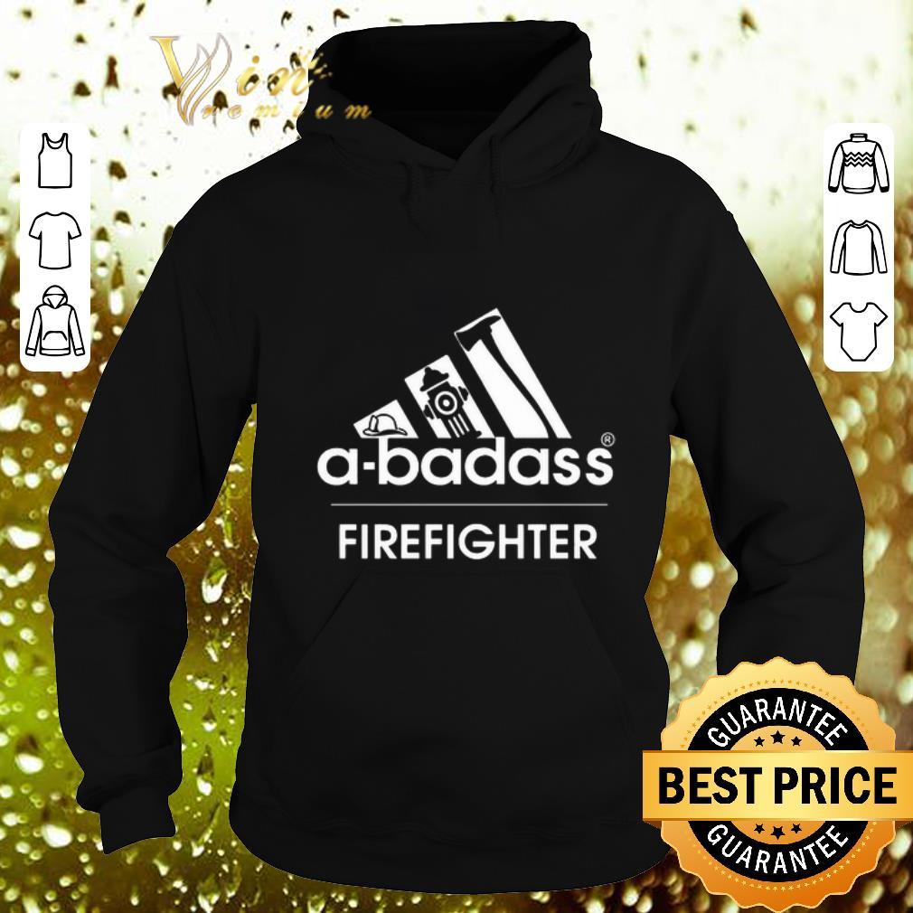 Cool adidas a badass firefighter shirt 4 - Cool adidas a-badass firefighter shirt