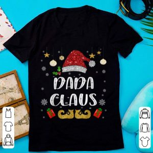 Funny Santa Dada Claus Christmas Family Gifts sweater