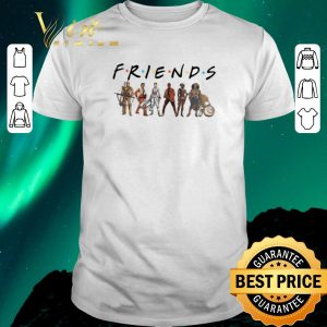Funny Star Wars Friends characters shirt sweater