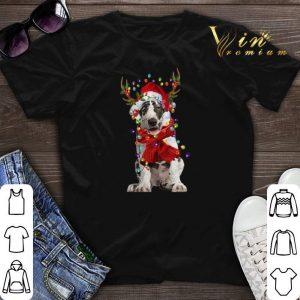Great Dane Reindeer Christmas shirt sweater