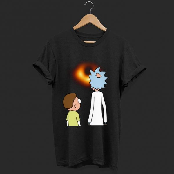 Great Rick And Morty Black Hole shirt