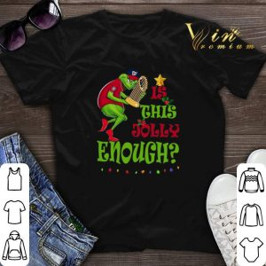 Grinch Washington Nationals Champ is this Jolly enough Christmas shirt sweater