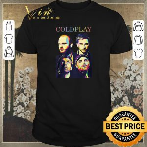 Hot Coldplay Band Full Color shirt sweater