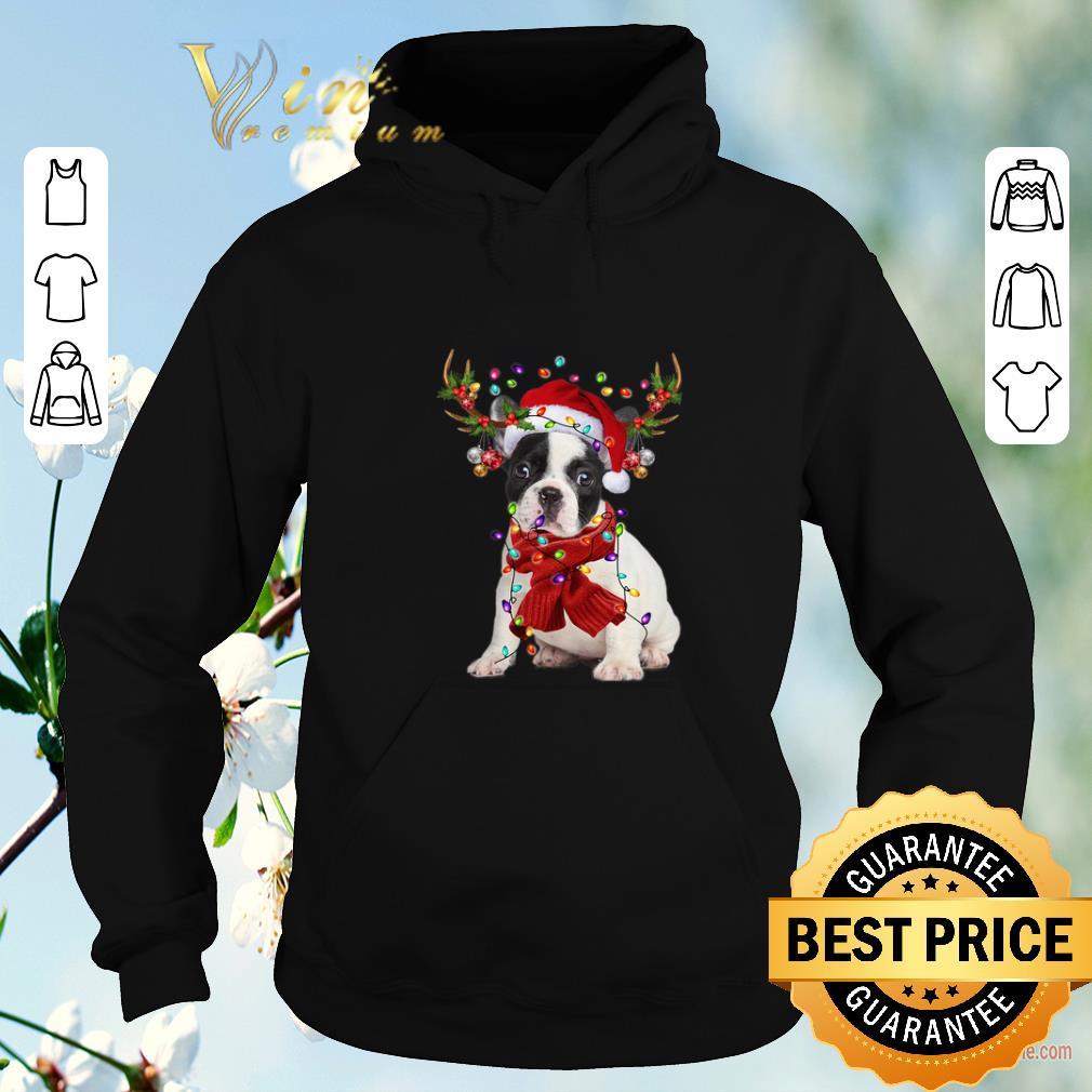 Hot French Bulldog Reindeer Christmas shirt sweater 4 - Hot French Bulldog Reindeer Christmas shirt sweater