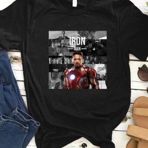 Hot I Am Iron Man Best Of Iron Man Memories shirt