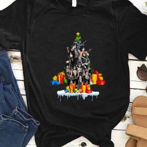 Hot Kiss Band Christmas Tree shirt