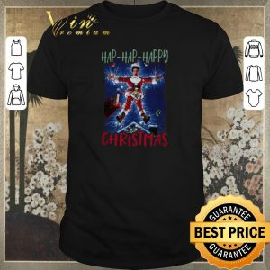 Hot National Lampoon's Hap Hap Happy Christmas shirt