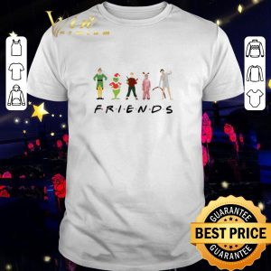 Nice Christmas Characters Elf Grinch Kevin Friends shirt sweater