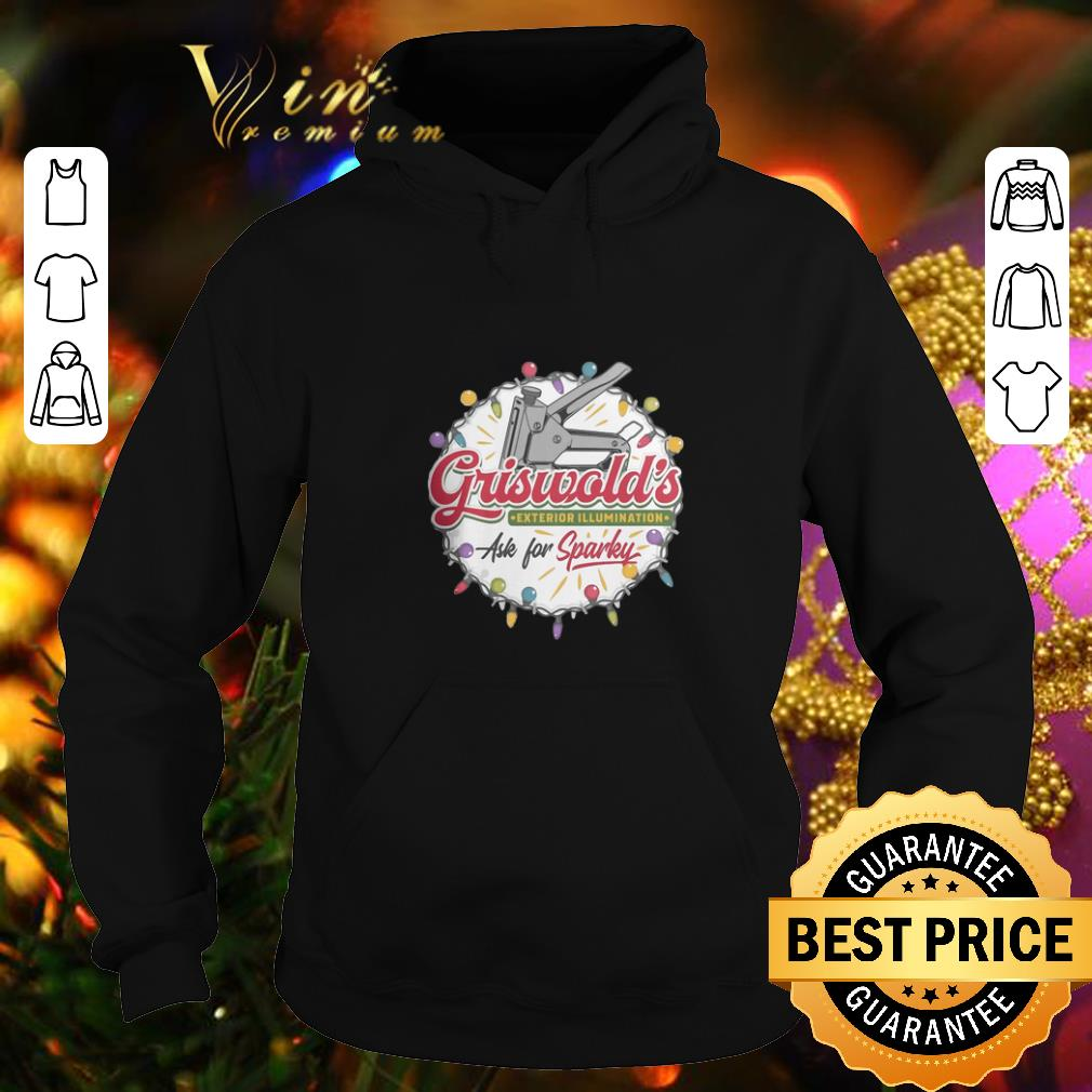 Nice Griswold s Exterior Illumination ask for Sparke Christmas shirt 4 - Nice Griswold's Exterior Illumination ask for Sparke Christmas shirt