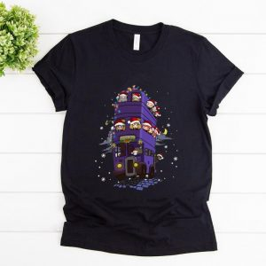 Nice Knight Bus Harry Potter Chibi Characters shirt