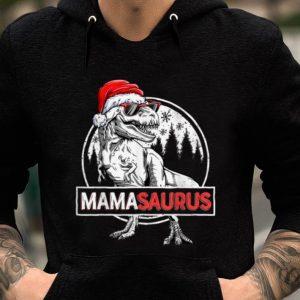 Nice Mamasaurus Dinosaur Christmas Pajamas T rex Family sweater