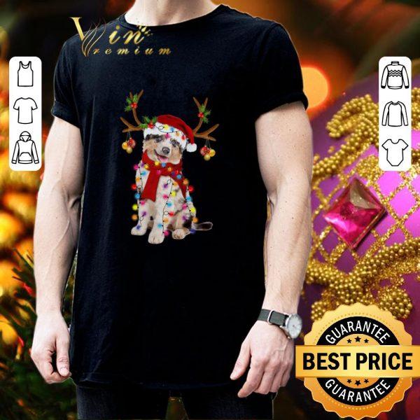 Official Aussie gorgeous reindeer Christmas shirt