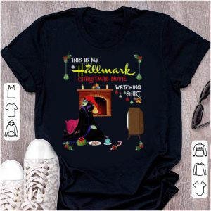 Official Evil Queen This Is My Hallmark Christmas Movie Watching shirt