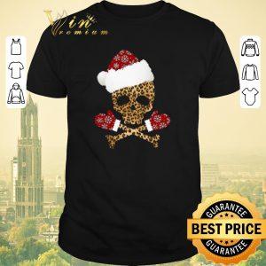 Original Christmas Leopard Skull shirt