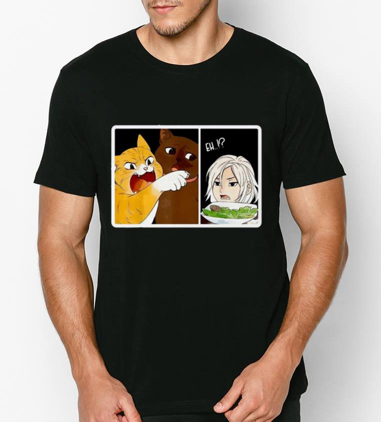 Original Madoka Yelling And Garfield Woman Yelling At Cat Meme shirt 4 - Original Madoka Yelling And Garfield Woman Yelling At Cat Meme shirt