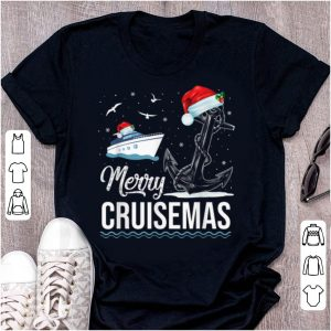 Original Merry Cruisemas Cruise Christmas shirt