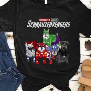 Original Schnauzer Schnauzervengers Marvel Avengers Endgame shirt