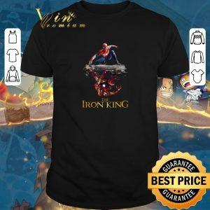 Original Spider Man reflection Iron Man The Iron King shirt sweater 2019