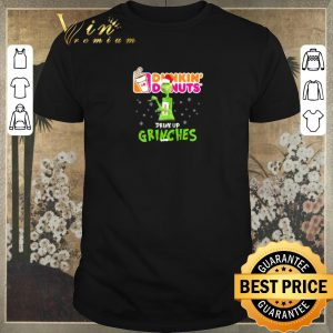 Premium Dunkin' Donuts drink up Grinches Christmas shirt sweater
