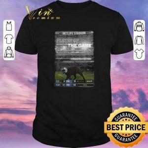 Pretty Dallas Cowboys Black cat Metlife stadium player of the game shirt