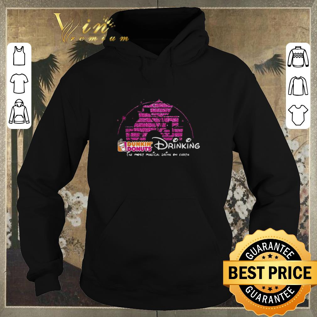Pretty Disney Dunkin Donuts drinking the most magical drink on earth shirt sweater 4 - Pretty Disney Dunkin' Donuts drinking the most magical drink on earth shirt sweater