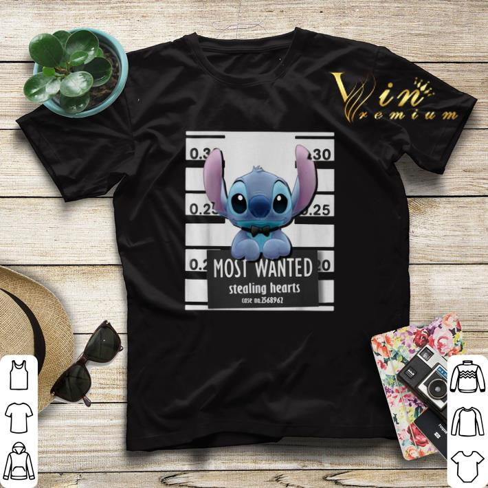 Stitch Most Wanted Stealing Hearts shirt sweater 4 - Stitch Most Wanted Stealing Hearts shirt sweater