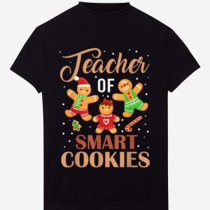 Awesome Funny Christmas Teacher Cute Gingerbread Cookies sweater