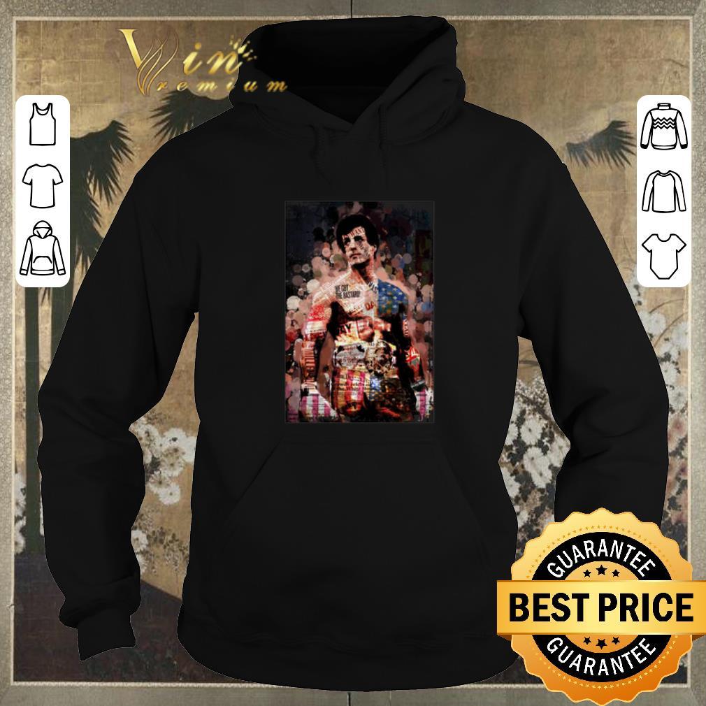 Awesome Rocky Balboa magazine poster shirt sweater 4 - Awesome Rocky Balboa magazine poster shirt sweater