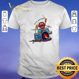 Awesome Ronnie Verrell Drummer Battle The Muppets Show shirt sweater