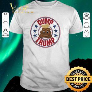 Funny Dump Trump shit shirt sweater