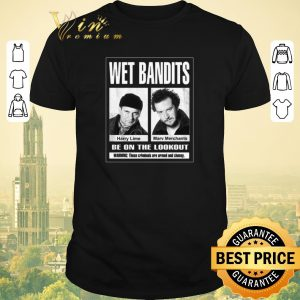 Funny Wet Bandits Harry Lime Marv Merchants be on the lookout shirt sweater