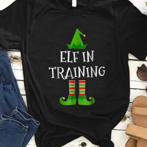 Great Elf In Training - Matching Family Christmas sweater