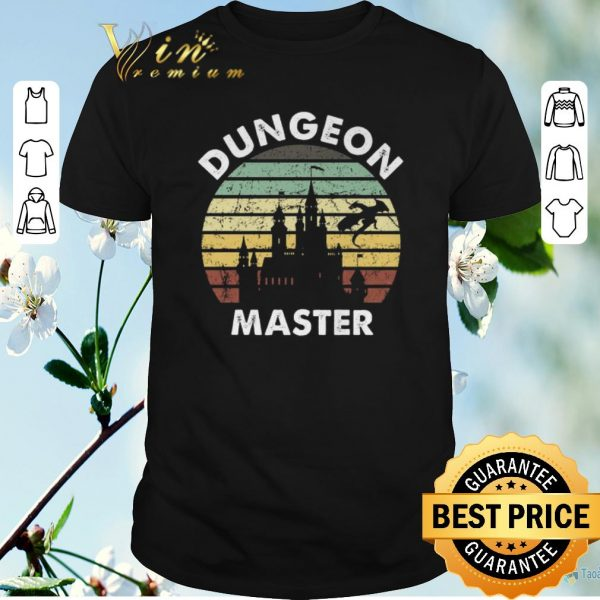 Hot Dungeon Master Game Of Thrones Vintage shirt sweater