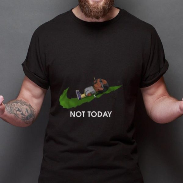 Hot Snoop dogg Nike Not today shirt