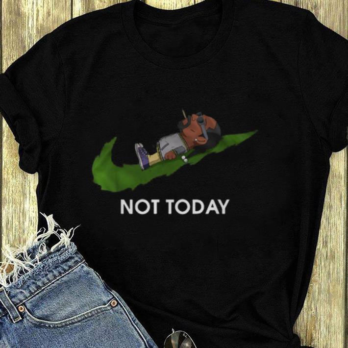 Hot Snoop dogg Nike Not today shirt 4 - Hot Snoop dogg Nike Not today shirt