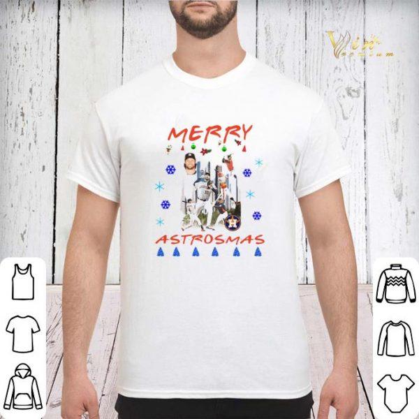 Houston Astros Merry Astrosmas Christmas shirt sweater